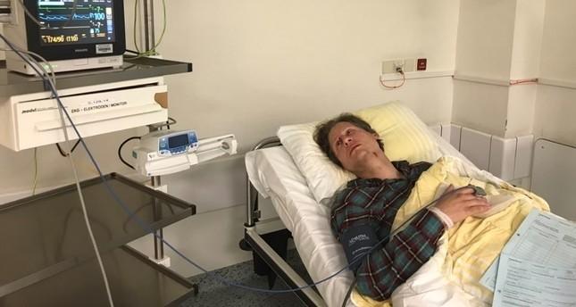 Deutscher Journalist Martin Lejeune von PKK-Sympathisanten in Bremen angegriffen