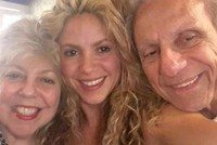 Family by her side, Shakira to take stage in Istanbul