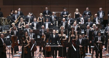pBorusan Philharmonic Orchestra (BİFO), one of the best symphonic groups in Turkey, left on a European tour again on Friday that will continue until Oct. 25. Having toured Europe in February 2016...