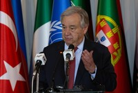 Growing Islamophobia 'intolerable,' UN chief Guterres says