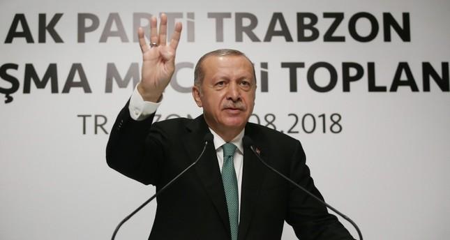 أردوغان: اقتربنا من تحرير مناطق جديدة في سوريا