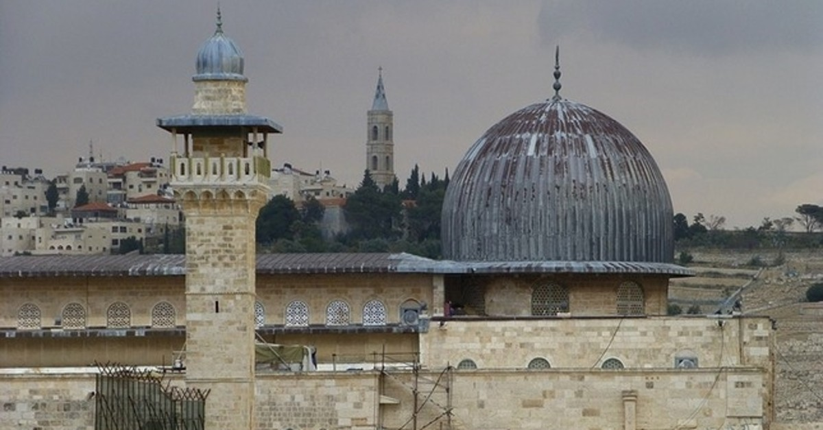 The Al-Aqsa mosque (File photo)