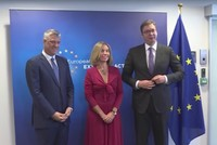 Serbia, Kosovo agree to work on 'new phase of dialogue' for normalization