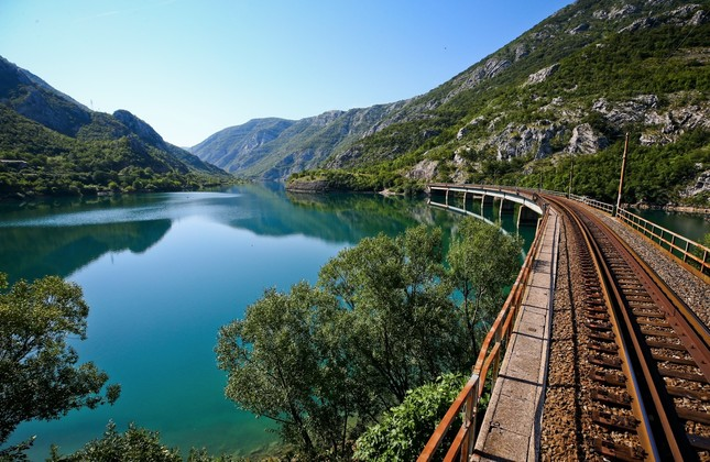 Sarajevo-Mostar train: one of 18 dream routes in the world