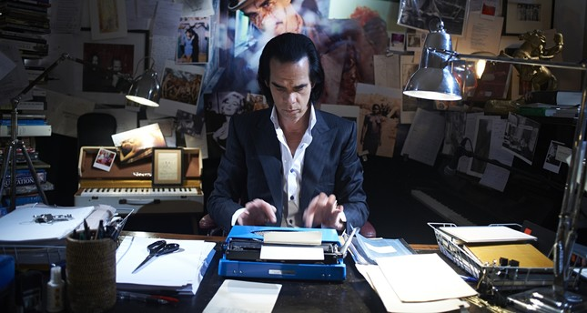 Nick Cave in the film 20,000 Days on Earth.