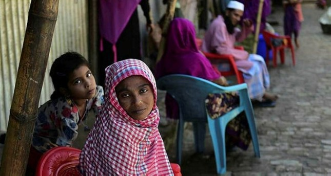Extra troops in Myanmar's Rakhine will advance 'Rohingya genocide': rights group