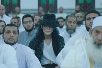 A leading actor in an Egyptian movie colliding the worlds of religion and Michael Jackson,