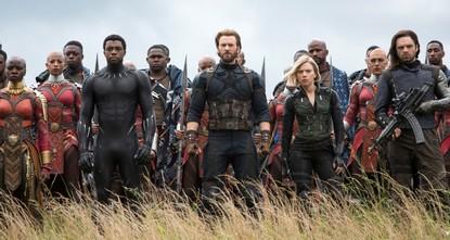 Avengers: Infinity War hits $2 billion at the box office