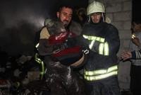 Assad regime drops white phosphorus bombs on Idlib