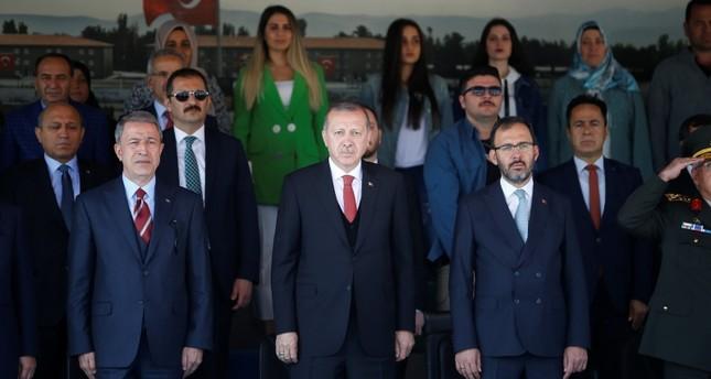 أردوغان: سنقضي على أوكار الإرهاب شرق الفرات قريباً