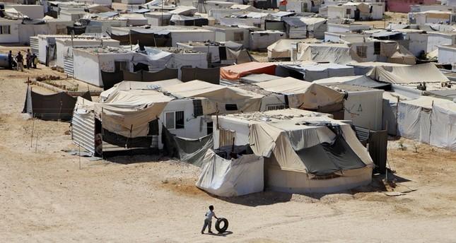 الغذاء العالمي ينفق 160 مليون دولار على اللاجئين السوريين في الأردن