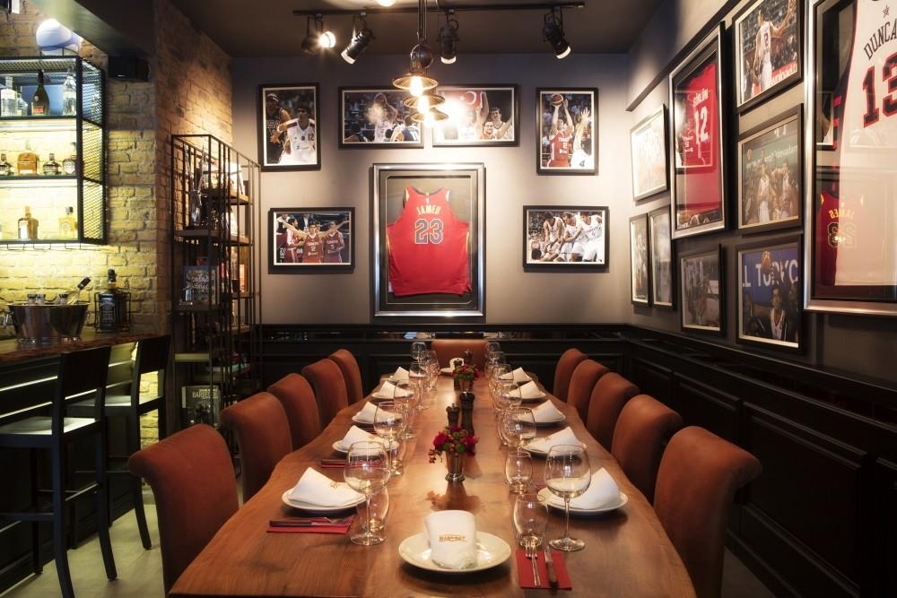 Baskqet Steak House and Sports Bar