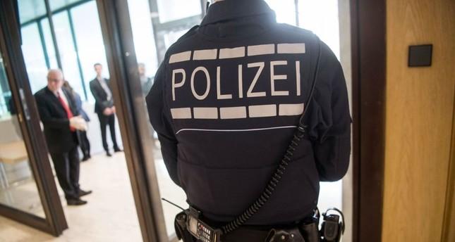 Stuttgart Polizeieinsatz