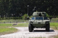 Turkey's Otokar to display products in Latin American defense fair