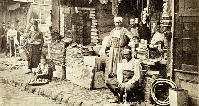 Die Handwerker handwerker im osmanischen reich kein leichter buğra