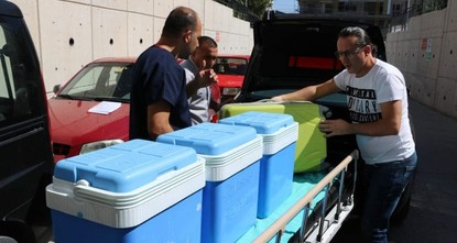Over half a million register for organ donation in Turkey
