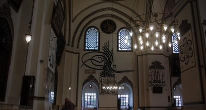 Feel the spirit of Ramadan in Bursa's great mosques
