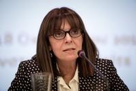 إيكاتيريني ساكيلاروبولو- وكالة الأنباء الفرنسية