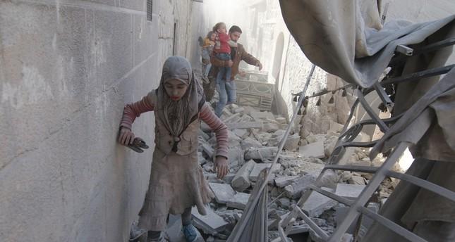 ميركل: لا يمكن للأسد أن يكون حليفًا لنا