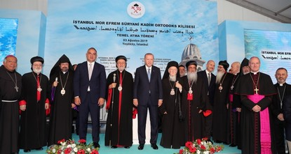 New Syriac church to be completed in 2 years