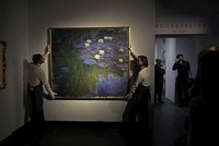 Picasso, Monet to raise millions for charity in Rockefeller art trove auction