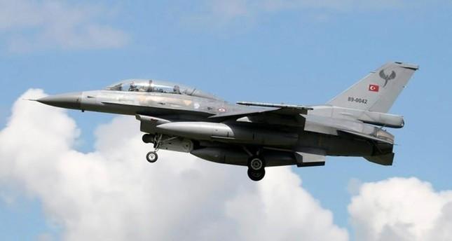 تحييد 4 إرهابيين في غارات جوية تركيا شمالي العراق