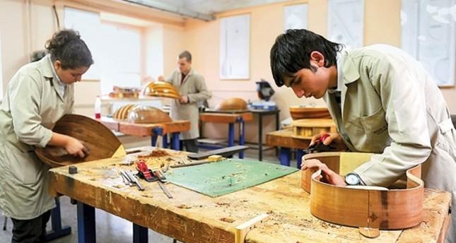 تركيا تفتح باب المنح الدراسية للسوريين من طلاب الثانويات المهنية