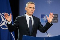 NATO chief Stoltenberg urges Turkey, Austria to solve conflict