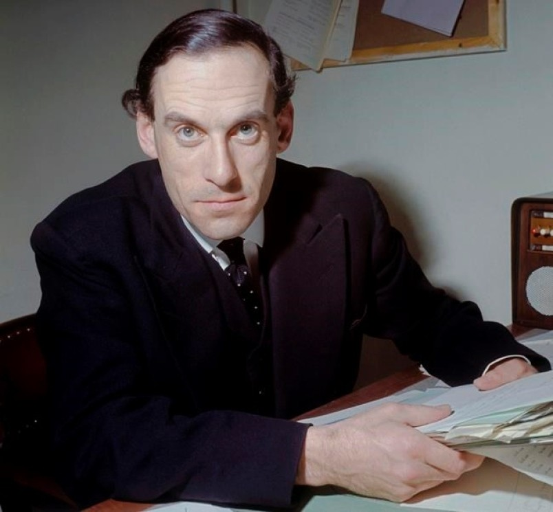 This 1967 file photo shows then Liberal leader Jeremy Thorpe. (AP Photo)