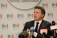 Italy's centre-left leader Renzi resigns after election defeat