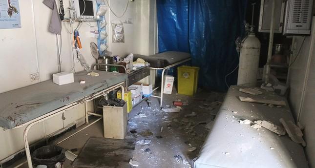 الخارجية التركية تدين قصف روسيا والنظام على المستشفيات في حلب السورية