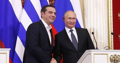 TurkStream could pass through Greece: Putin