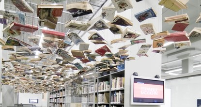 Istanbul Modern is now providing a versatile service to its visitors with its library along with artistic activities like exhibitions, movie screenings and trainings.br / br / Istanbul Modern's...