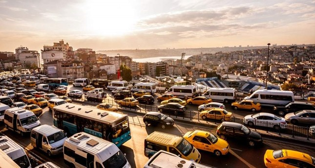 In Istanbul, locals can spend hours commuting on public transport every day. iStock Photo