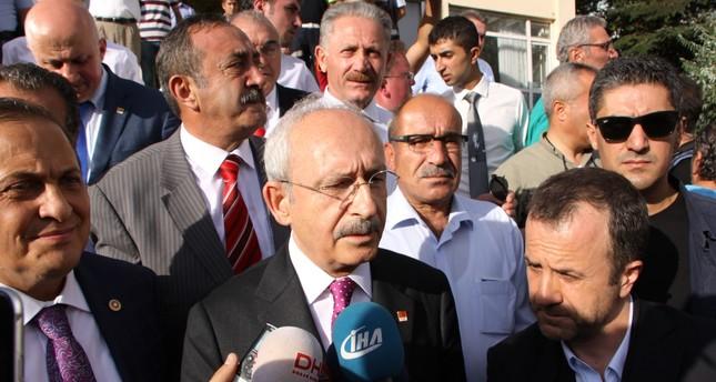 زعيم المعارضة التركية: علينا التوحد في مواجهة الإرهاب
