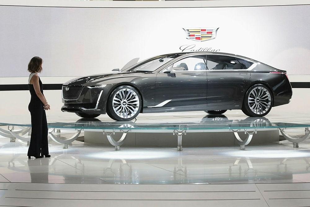 Cadillac, Escala concept