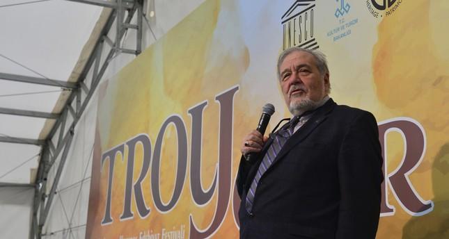 Frankfurt Book Fair to host historian Ortaylı in talks on Troy