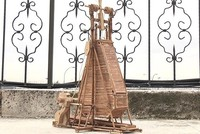Catapult used in Istanbul conquest gets new life
