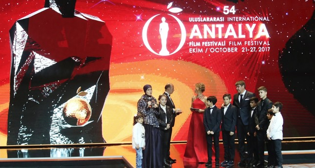 54th Antalya Film Festival kicks off with opening ceremony