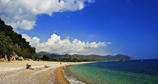 Top 10 beaches in Antalya