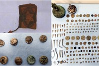 Ancient Torah, coins seized in anti-smuggling ops