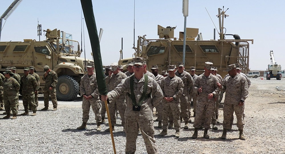 U.S. soldiers in Afghanistan (REUTERS Photo)