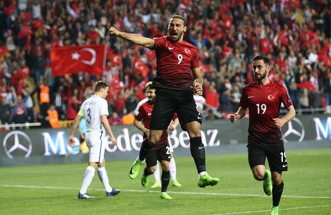 Turkey begins UEFA Nations League journey