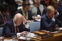 السفير الروسي في الأمم المتحدة