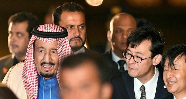 العاهل السعودي يصل اليابان في زيارة هي الأولى منذ 46 عاماً