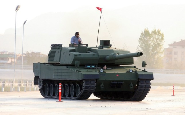 Turkey, US to discuss improved defense industry partnership