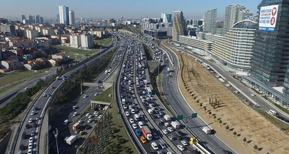 pThe number of vehicles registered in Turkey was up 5.48 percent in 2016 compared to the previous year, reaching over 21 million, the country's statistics authority Turkstat said on...