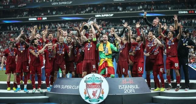 Liverpool triumphiert gegen Chelsea im Supercup