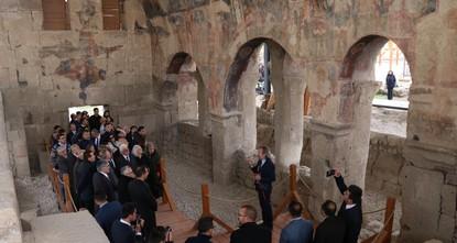 Restoration of 6th-century church complete