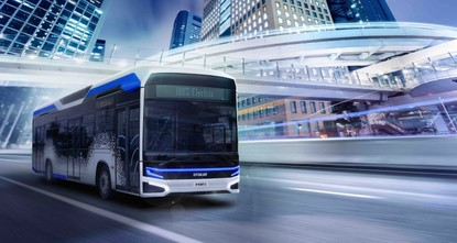 شركة إيفيكو العالمية تنشئ مصنعاً للحافلات في تركيا